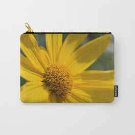 Summer yellow Carry-All Pouch