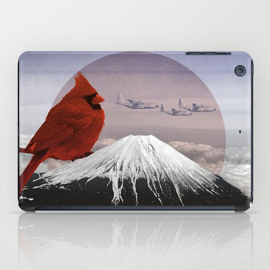 Mountain Song iPad Case