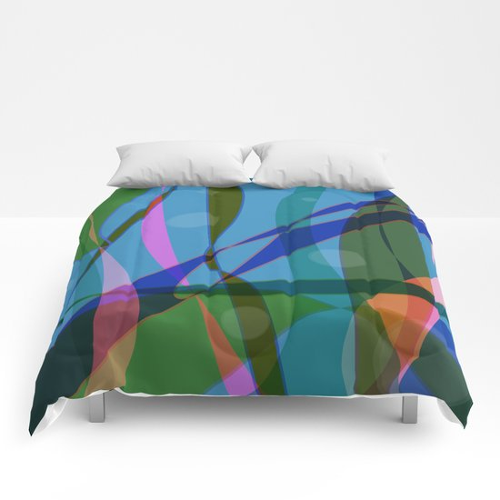 Abstract #355 Comforters