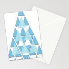 Blue Sky Mountain Stationery Cards