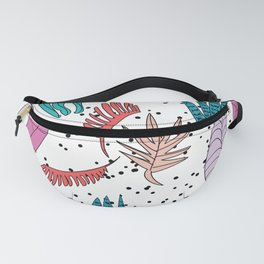 Leaf me alone 2 Fanny Pack