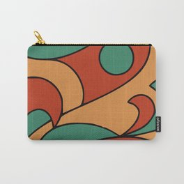 Fall waves Carry-All Pouch