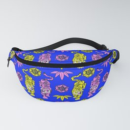 Tigers pattern 1 Fanny Pack