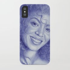 Knowles-Carter Slim Case iPhone X