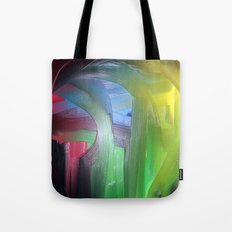 Popcicle Tote Bag