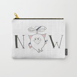 Pigs can fly Carry-All Pouch