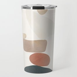 Balancing Stones 26 Travel Mug