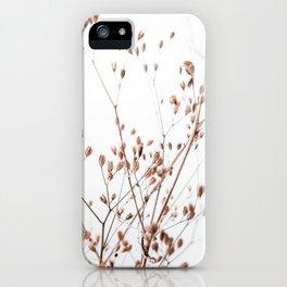 Weeds I iPhone Case