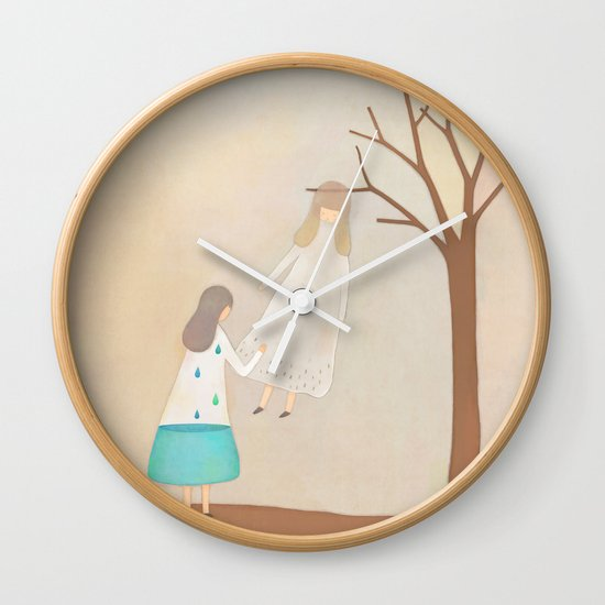 0 = Me Wall Clock