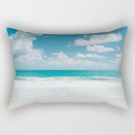 North Shore Hawaii Rectangular Pillow