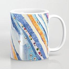 Spine Lines Coffee Mug
