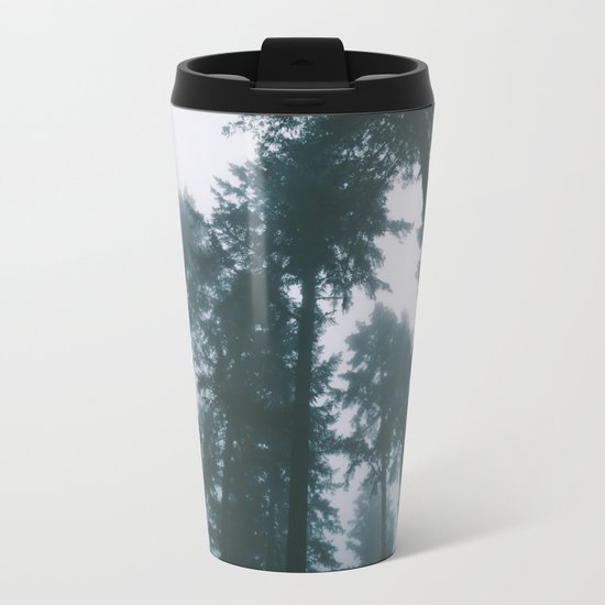 Forest XIII Metal Travel Mug
