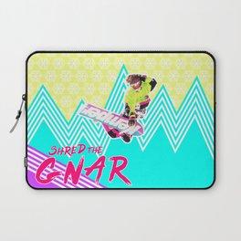 Shred the GNAR 02 Laptop Sleeve