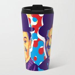 L&H  HOLLYWOOD Travel Mug