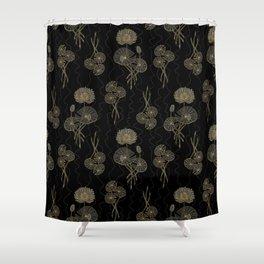 Murky Waters Shower Curtain