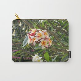 rosa Frangipane Carry-All Pouch