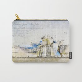 Guggenheim Museum, Bilbao Carry-All Pouch