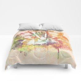 Leopard Cats Comforters