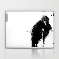 Quoth the Raven Laptop & iPad Skin