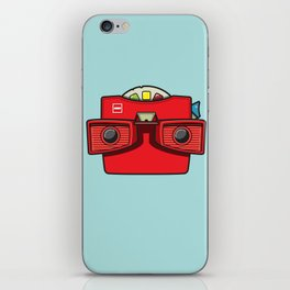 #42 Viewmaster iPhone Skin