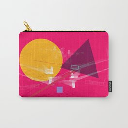 Play with Shapes Carry-All Pouch