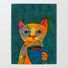 Mug Life Poster
