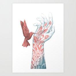 Tattoo III Art Print