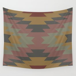 American Native Pattern No. 189 Wall Tapestry