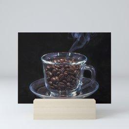 Coffee Time! Mini Art Print