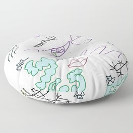 La Tienda Floor Pillow