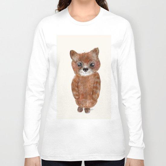 little ginger Long Sleeve T-shirt