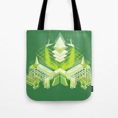 Godstone of the Crystal Lemon Tote Bag