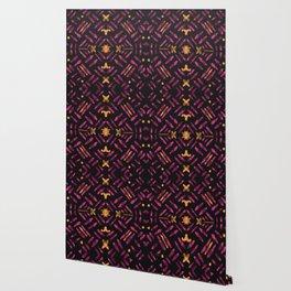 Tribal Lines Wallpaper