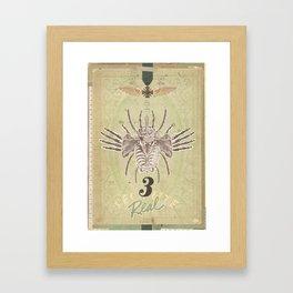 3REAL Framed Art Print
