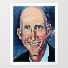 Taliban Republican: Rick Scott Art Print