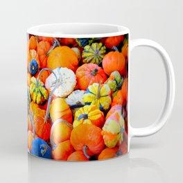 Colorful Tiny Pumpkins Coffee Mug