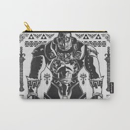 Legend of Zelda Ganondorf the Wicked Carry-All Pouch