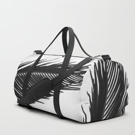 Palm: The Abstract in Black Duffle Bag