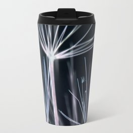 Botanical in Blue Travel Mug
