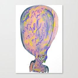 SOUL SAILOR no.2 Canvas Print
