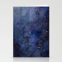 picard Stationery Cards featuring The Final Frontier  by Olechka