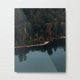 Rattlesnake Lake / Washington Metal Print