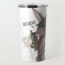 Roger Rabbit Travel Mug