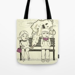 Silent But Deadly (SBD) Tote Bag