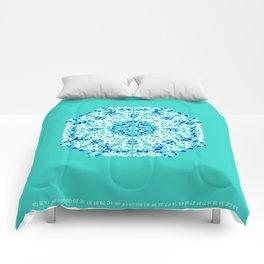 "CA Fantasy ""For Tiffany color"" series #1 Comforters"