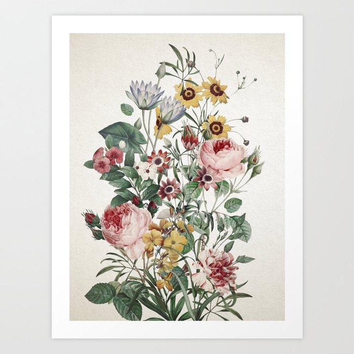 Romantic Garden Kunstdrucke