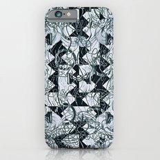 Black Burros Slim Case iPhone 6s