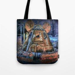It's Space Time - Apollo Tote Bag
