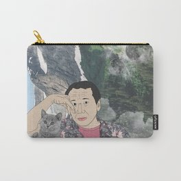 HARUKI MURAKAMI Carry-All Pouch