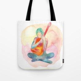The Spirit of Music Tote Bag